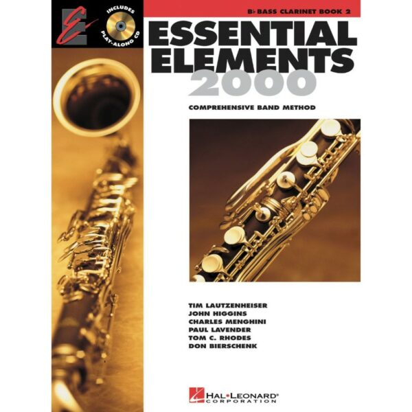Essential Elements 2000 Book 2