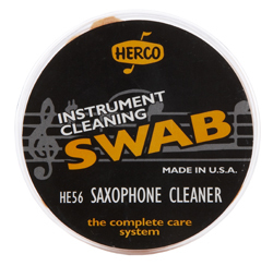 Saxophone Swab package