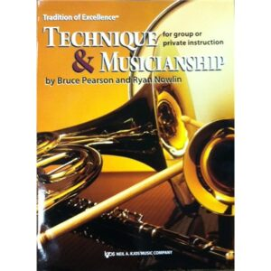 Technique and Musicianship book