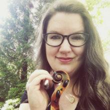 Sarah Patterson music lesson teacher at Tune Shop